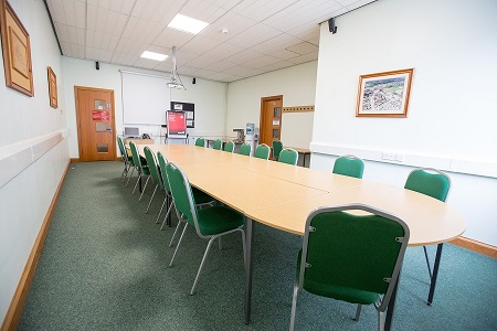 Priory Campus BCVS Trading Board Room
