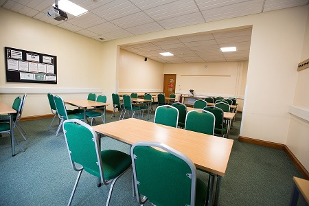 Priory Campus BCVS Trading Oak Room
