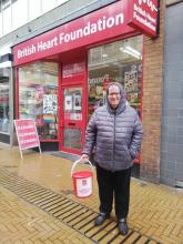 Barnsley Volunteer Ian